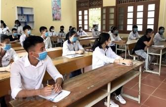 Chỉ tổ chức thi tốt nghiệp THPT đúng kế hoạch cho những nơi an toàn