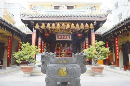 Quan Đế miếu Châu Đốc và dấu ấn 170 năm tồn tại
