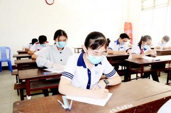 Kết quả kỳ thi tuyển sinh vào lớp 10 ở An Giang