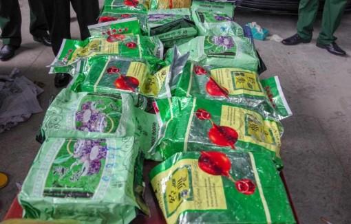 Chiêu tinh vi đóng gói 20kg ma túy như gói trà chuyển về TP.HCM