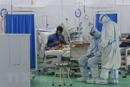 Ấn Độ ghi nhận số ca tử vong do dịch COVID-19 cao bất thường