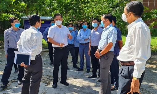 Phó Chủ tịch UBND tỉnh Trần Anh Thư kiểm tra công tác xây dựng nông thôn mới tại xã An Phú