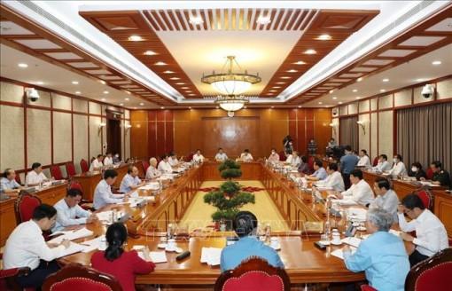 Tổng Bí thư Nguyễn Phú Trọng: Toàn hệ thống chính trị tập trung cao nhất cho phòng, chống dịch COVID-19