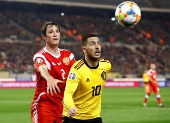 Nhận định Nga vs Bỉ: Đẳng cấp chênh lệch