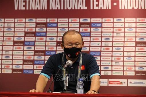 Vòng loại World Cup 2022: HLV Park Hang Seo khẳng định 'Việt Nam sẽ thắng UAE'