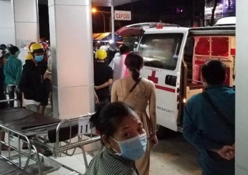 Đồng Tháp: Tạm giữ đối tượng cầm hung khí xông vào bệnh viện chém người