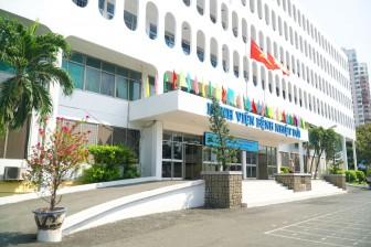 53 nhân viên Bệnh viện Bệnh Nhiệt đới TP Hồ Chí Minh dương tính với SARS-CoV-2