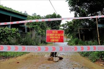 Bão số 2 và hoàn lưu sau bão gây nhiều thiệt hại tại các địa phương