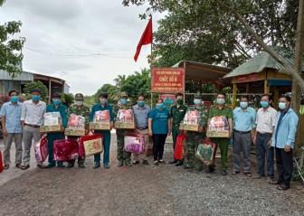 Nông dân chung tay phòng, chống dịch bệnh COVID-19
