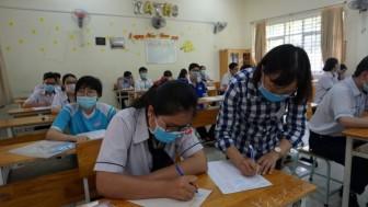 Bảo đảm các phương án phòng dịch, tạo thuận lợi cho thí sinh thi tốt nghiệp THPT