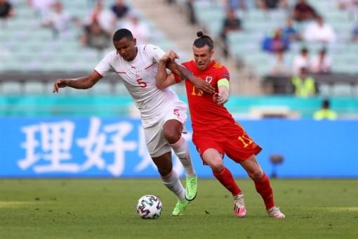 EURO 2020: Gareth Bale mờ nhạt, Xứ Wales cầm hòa Thụy Sĩ