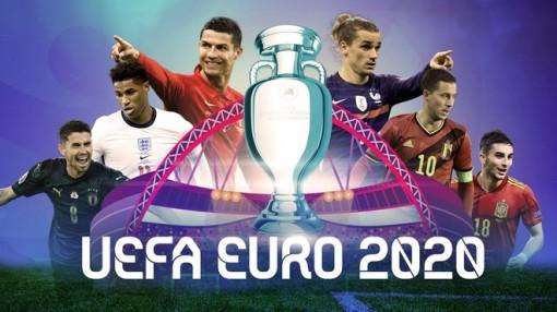 Cách xem trực tiếp các trận đấu tại Euro 2020 trên smartphone và máy tính