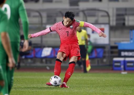 Quá tuyệt vời, Son Heung-min chắp cánh cho Việt Nam giành vé VL World Cup thứ 3