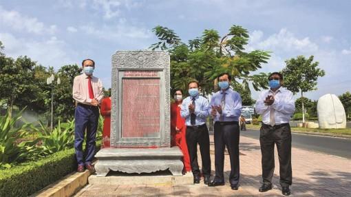 Hoài niệm Vĩnh Tế Sơn, Tân Lộ Kiều Lương