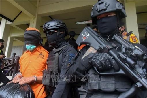 Indonesia bắt giữ 13 nghi can khủng bố ở vùng Riau
