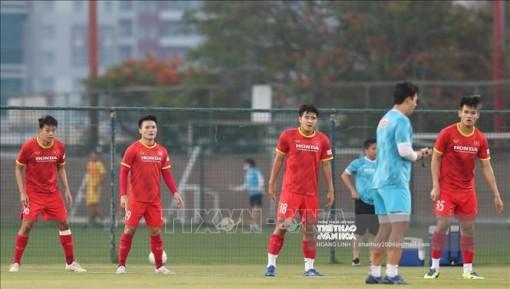 Đội tuyển Việt Nam sẽ đối đầu UAE với đội hình nào?