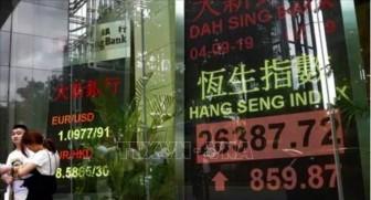 Thị trường chứng khoán châu Á hầu hết đi lên phiên 15-6