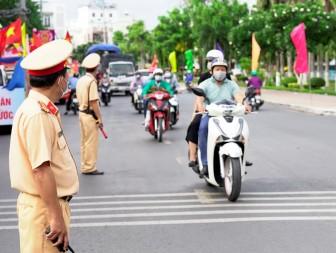 An Giang đảm bảo trật tự an toàn giao thông dịp nghỉ hè và kỳ thi tốt nghiệp THPT