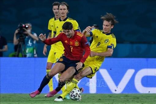 EURO 2020: Phung phí cơ hội, Tây Ban Nha chia điểm với Thụy Điển