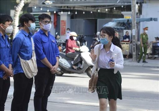 Đà Nẵng tổ chức thi tuyển sinh lớp 10 đảm bảo an toàn phòng dịch COVID-19