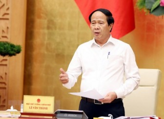 Phó Thủ tướng Lê Văn Thành là Trưởng Ban Chỉ đạo quốc gia về IUU