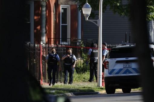 Mỹ: Xả súng tại thành phố Chicago làm 8 người thương vong