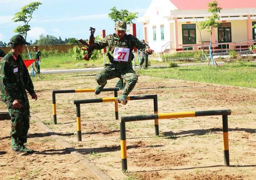Bộ Chỉ huy Quân sự tỉnh An Giang tổ chức Hội thao Thể dục- thể thao năm 2021