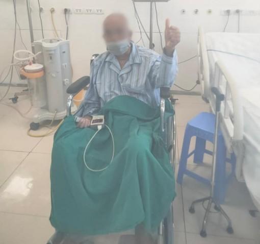 Thêm một bệnh nhân COVID-19 từng rất nguy kịch khỏi bệnh, xuất viện