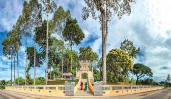Di tích quốc gia đặc biệt Óc Eo - Ba Thê