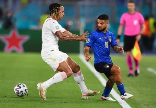 EURO 2020: Đánh bại Thụy Sĩ, Italy sớm qua vòng bảng