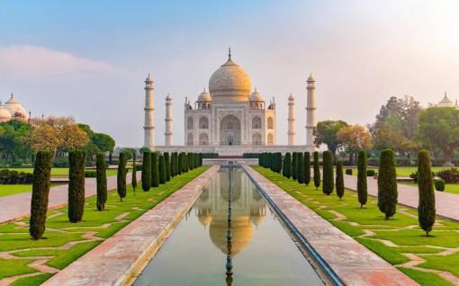 Ấn Độ đón du khách trở lại di sản đền Taj Mahal