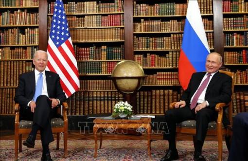 Quan chức Nhà Trắng đánh giá tích cực cuộc gặp thượng đỉnh Mỹ - Nga