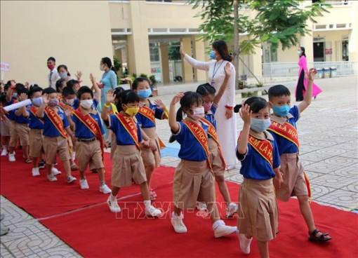 TP Hồ Chí Minh linh hoạt trong tuyển sinh đầu cấp
