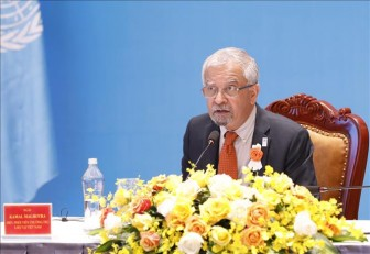 Liên hợp quốc rất tin tưởng khi đưa bệnh nhân theo cơ chế MEDEVAC đến Việt Nam điều trị