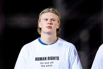 Haaland và Na Uy có thể bị FIFA cấm tham dự World Cup