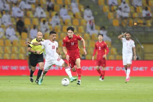 Đội tuyển Việt Nam thuộc nhóm hạt giống thứ 6 tại Vòng loại thứ ba World Cup