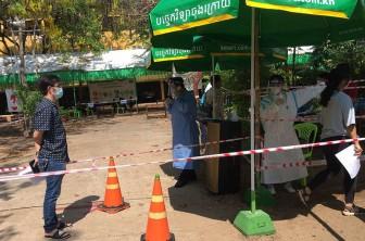 Campuchia phát hiện biến chủng Delta ở các ca nhập cảnh