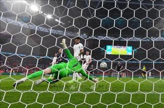EURO 2020: Sức ép truyền thông và dư luận đè lên tuyển Anh sau trận hòa Scotland