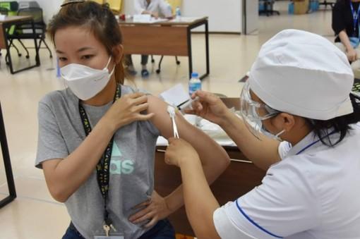 Tập huấn 700 điểm cầu về chiến dịch tiêm chủng lớn nhất trong lịch sử