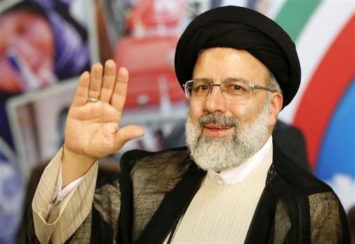 Ứng viên theo đường lối cứng rắn Seyyed Ebrahim Raisi được bầu làm Tổng thống Iran