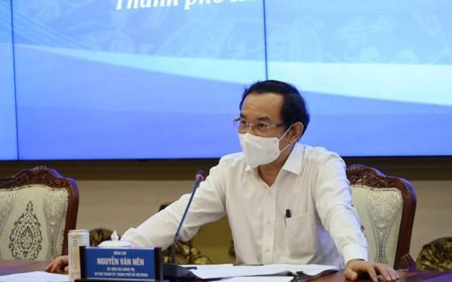 TP Hồ Chí Minh sẽ triển khai biện pháp mạnh hơn để phòng, chống Covid-19