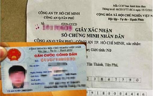 Người có CCCD gắn chip không cần giấy xác nhận CMND cũ khi giao dịch