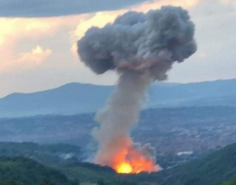 Nổ nhà máy sản xuất vũ khí ở Serbia, ít nhất 3 công nhân bị thương