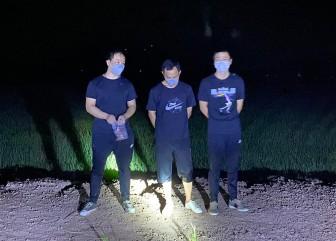 An Giang phát hiện 3  người Trung Quốc xuất cảnh trái phép