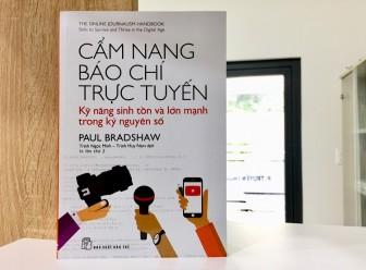 Ra mắt hai cuốn sách viết về nghề báo nhân Ngày Báo chí Việt Nam 21-6