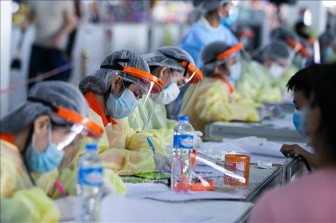 24 giờ qua, Lào không ghi nhận thêm ca mắc COVID-19 trong cộng đồng