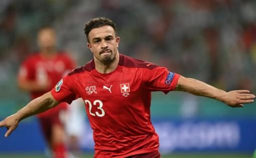 EURO 2020: Thắng đậm Thổ Nhĩ Kỳ, Thuỵ Sĩ mơ vé vào vòng knock-out