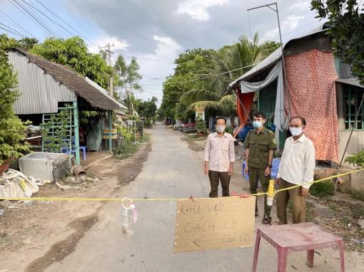 Thêm 10 trường hợp F1 tiếp xúc ca bệnh 13059 ở An Giang âm tính với virus SARS-CoV-2