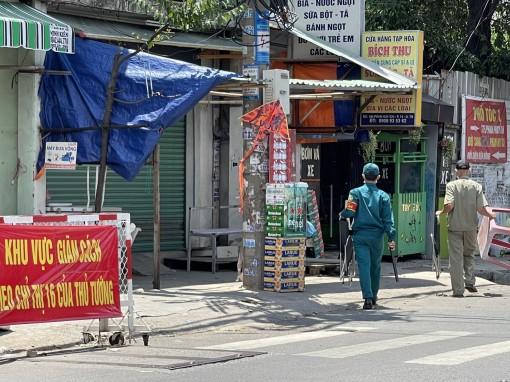Từ 12 giờ ngày 21-6, TP Hồ Chí Minh thiết lập vùng phong toả một khu phố của Quận 8