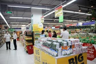 Phòng, chống dịch bệnh tại các trung tâm mua sắm ở An Giang